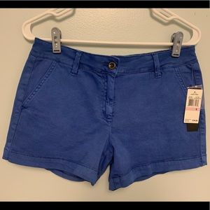 Land'n Sea Women's Blue Shorts, Size 6